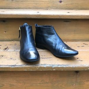Cole Haan Grand OS Ankle Boots Black 7.5